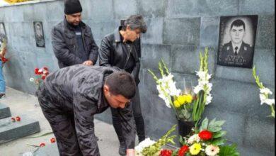 Photo of Հերհեր համայնքում հարգանքի տուրք են մատուցել Շիրակ Համբարձումյանի հիշատակին