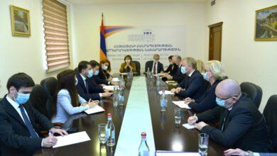 Photo of Министр юстиции: Армения ожидает, что Совет Европы окажет давление Азербайджан для возвращения пленных армян