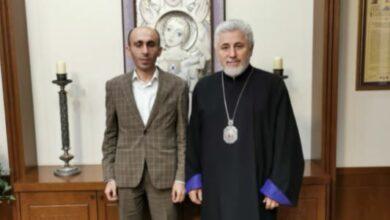 Photo of Артак Бегларян обсудил в Москве ряд вопросов, касающихся процесса восстановления и развития Арцаха