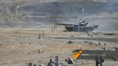 Photo of Հայաստանում մեկնարկել են հայ-ռուսական միացյալ զորախմբի մարտավարական զորավարժությունները