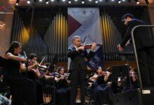 Photo of Երաժշտասերները վայելեցին «Գրեմմիի» բազմակի մրցանակակիր Գիլ Շահամի անզուգական կատարումները
