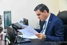 Photo of Защитник прав человека Армении принял участие в 6-м заседании Евразийского альянса омбудсменов