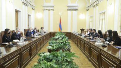 Photo of Обсуждались вопросы связанные с немедленным возвращением удерживаемых в Азербайджане армянских пленных