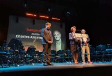 Photo of В консерватории Кламара открылся концертный зал в честь Шарля Азнавура