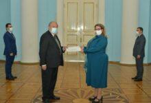 Photo of Новоназначенный посол Норвегии вручила верительные грамоты президенту Армении