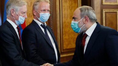 Photo of Мы привержены политическому курсу демократических реформ: премьер-министр принял делегацию Совета Европы