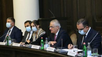 Photo of Состоялось обсуждение в рамках Платформы по координации сотрудничества с партнерами по развитию Армении