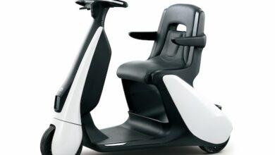 Photo of Toyota презентовала новый «антиаварийный» трехколесный электроскутер