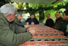 Photo of Արցախի նախագահն այցելել է Թաղավարդ, քննարկել տեղահանվածների բնակարանային հարցերը