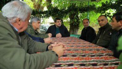 Photo of Президент Арцаха посетил общину Тагавард Мартунинского района