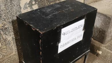 Photo of 31-ամյա բնակիչը եկեղեցու գանձանակից փող էր գողացել