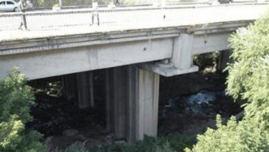 Photo of 18-летняя девушка бросилась с моста «50-летия» в  Гюмри, в настоящее время она находится в травматологическом отделении