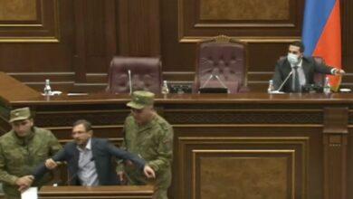 Photo of Լարված վիճակ ԱԺ–ում. անվտանգության աշխատակիցները հեռացրին Գեղամ Մանուկյանին