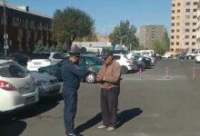 Photo of Ոստիկանությունը շարունակում է հսկողությունը հակահամաճարակային անվտանգության կանոնների պահպանման նկատմամբ