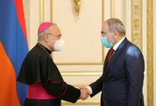 Photo of Открытие дипмиссии Ватикана является важным стимулом для отношений Армения- Ватикан: премьер-министр