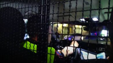 Photo of Պարեկները հայտնաբերել են ոչ սթափ, առանց վարորդական իրավունքի վկայականի մեքենա վարող տղամարդուն ու բերման ենթարկել