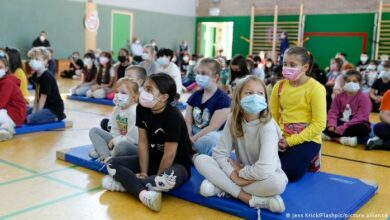 Photo of В Германии зафиксирован резкий скачок заражаемости ковидом среди детей