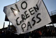 Photo of Протест против ковидных ограничений: итальянская полиция разблокировала порт Триеста