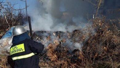 Photo of Հրշեջ-փրկարարները մարել են բռնկված հրդեհները