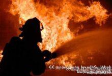 Photo of Пожарные-спасатели потушили пожары