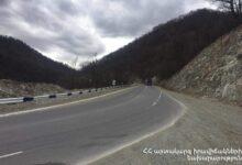 Photo of ՀՀ տարածքում ավտոճանապարհները հիմնականում անցանելի են