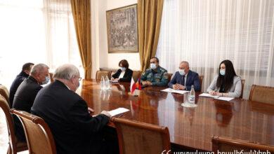 Photo of ԱԻ նախարարն ընդունել է ՀՀ-ում Լեհաստանի արտակարգ և լիազոր դեսպանին