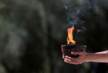 Photo of Պեկին-2022․ Հին Օլիմպիայում վառվել է Oլիմպիական խաղերի կրակը