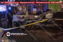 Photo of Խոշոր ավտովթար Երևանում. բախվել են Range Rover-ը, Infinti-ն, Mercedes-ն ու Mazda-ն. կա վիրավոր
