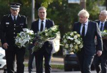 Photo of Борис Джонсон почтил память убитого депутата в Эссексе