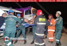 Photo of Արմավիրի մարզում տրակտորը կողաշրջվել է. վարորդին դուրս բերելու համար փրկարարներն օգտագործել են հատուկ տեխնիկա