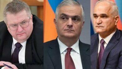 Photo of Состоялось заседание Рабочей группы во главе с вице-премьерами Армении, РФ и Азербайджана