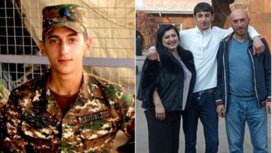 Photo of «В день рождения отца мой Карен не позвонил…, и с того дня начались наши мучительные дни» История, рассказанная матерью 19-летнего героя