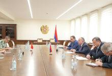 Photo of Министр обороны Армении и военный атташе КНР обсудили перспективы сотрудничества