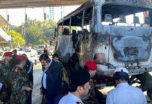 Photo of Դամասկոսում ավտոբուս է պայթեցվել. զոհվել է 13 զինծառայող