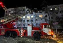 Photo of Նաբերեժնիե Չելնի քաղաքի 5 հարկանի բնակելի շենքում պայթյուն է որոտացել